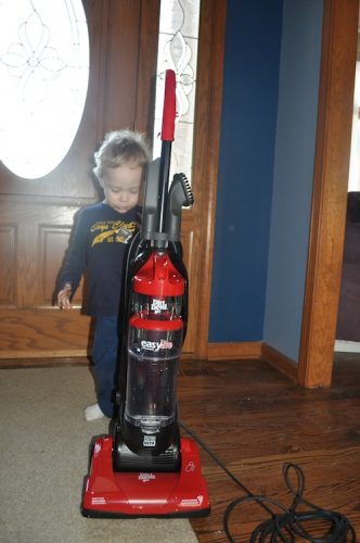Dirt Devil Easy Lite Cyclonic Quick Vac Review Mom And More