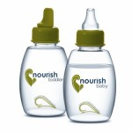 Nourish Bottled Water Sippy Cup Review