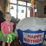 Wordless Wednesday: Happy 1st Birthday to My Baby Girl!