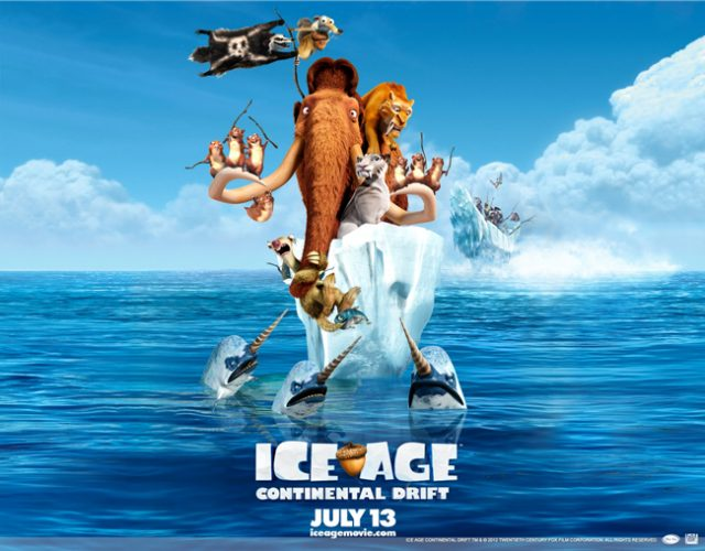 Ice Age Continental Drift Arrives July 13th Iceage4 Mom And More