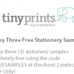 3 Free Samples From Tiny Prints!