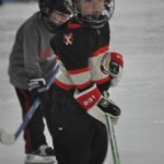 Wordless Wednesday:  My Little Hockey Players