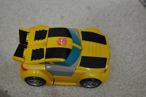 Rescue Bots Bumblebee Toy Rescue Bot Bumblebee