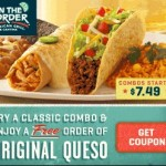 Free Queso From On the Border Restaurant!