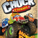 "DVD Review: ""The Adventures Of Chuck And Friends: Monster Rally"""