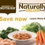 $1 off two Rachael Ray Nutrish Dog Food