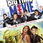 "DVD Review: ""Nickelodeon Double Feature (Big Time Movie/Rags)"""