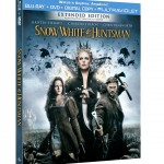 """Snow White and the Huntsman"" Arrives on Blu-ray"