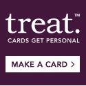 Free Greeting Card from Treat – Today Only!