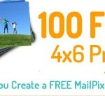 100 Free Photo Prints from MailPix!
