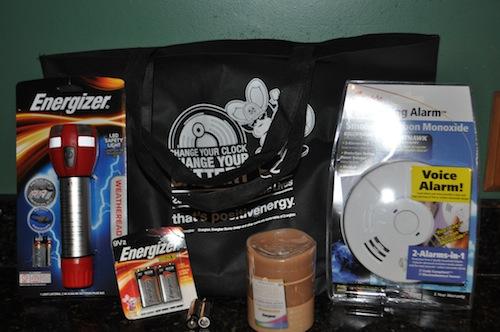 energizer prize