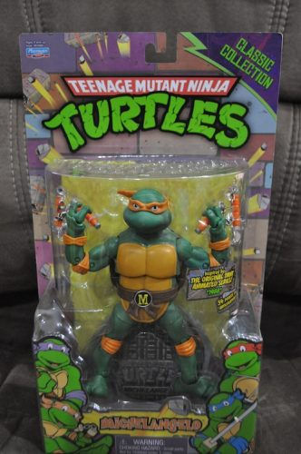 Teenage Mutant Ninja Turtles Classic Collection Mom And More