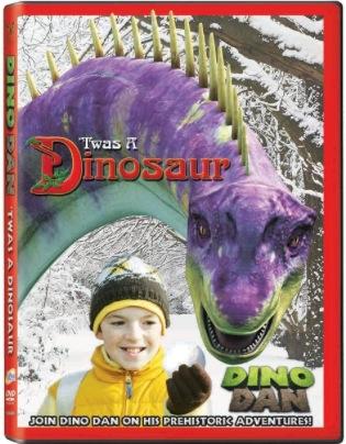 dino dan christmas dvd