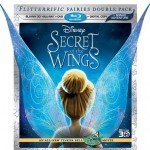 "DVD Review: Disney ""Secret of the Wings"""