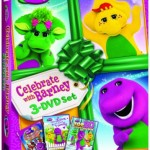 "DVD Review: ""Celebrate With Barney 3-DVD Set"""