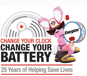 energizer change battery
