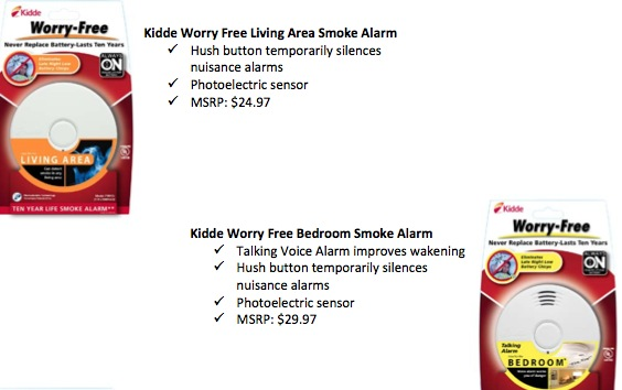 kidde smoke alarms 1