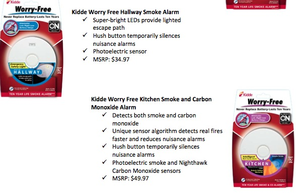 kidde smoke alarms 2