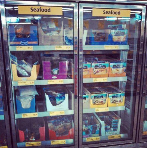 aldi seafood