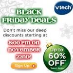 VTech Black Friday Deals!