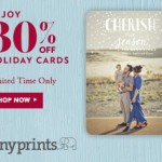 30% Off at Tiny Prints – Holiday Cards and More!