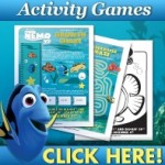 Fun Finding Nemo Activities