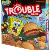 spongebob trouble