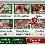 Free Slow Cooker Recipes for the Holidays!