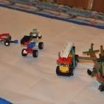 Easy LEGO Centerpieces!