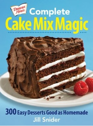 complete cake magic