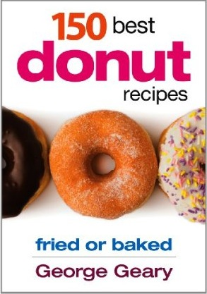 donut recipes book