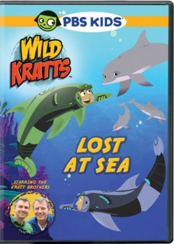 wild kratts lost at sea
