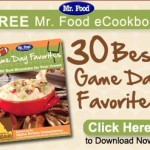 Free Game Day Recipes!