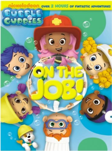 bubble guppies on the job