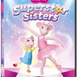 "DVD Review: ""Angelina Ballerina: Superstar Sisters"""