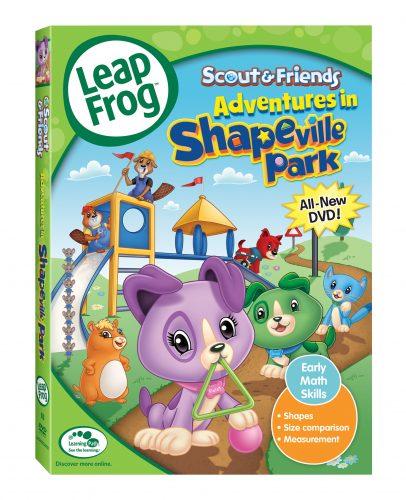 leapfrog Shapeville