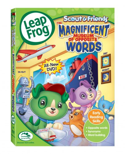 lepafrog magnificent words