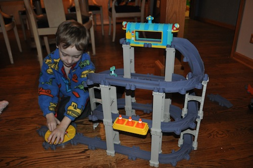 chuggington wilsons wild ride 1