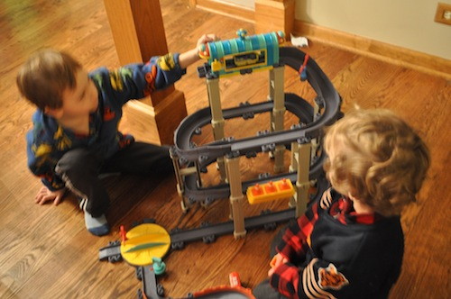 chuggington wilsons wild ride 5