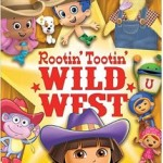 "DVD Review: ""Nickelodeon Favorites: Rootin' Tootin' Wild West"""