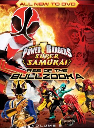 power rangers bullzooka