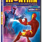 "DVD Review: ""Iron Man: Armored Adventures Season 2 Vol 3"""