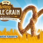 whole grain pretzel aunt anne