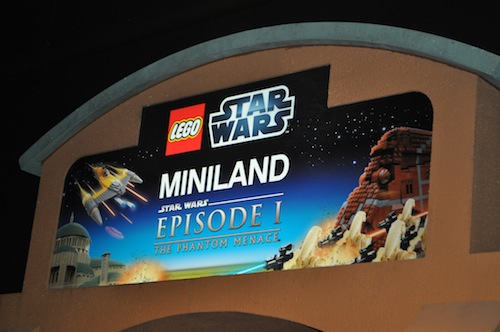 star wars mini land