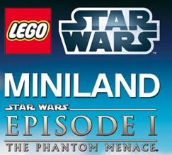 lego star wars mini land