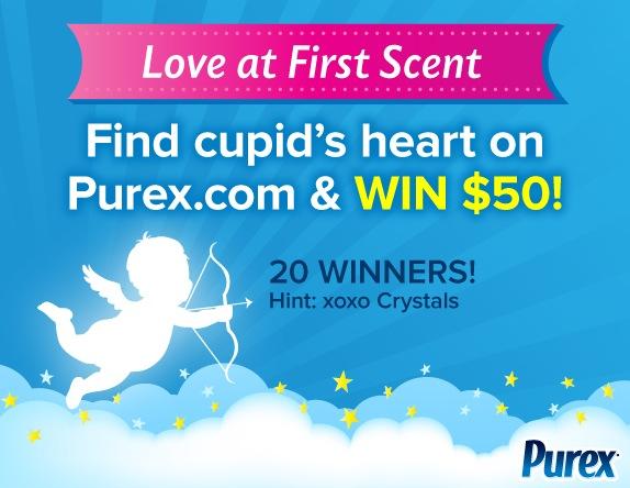 purex cupid contest