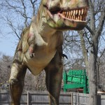 """Brookfield Zoo (Brookfield, IL) Introduces """"Dinosaurs Alive!"""""""