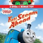 "DVD Review: ""Thomas & Friends: Full Steam Ahead"""