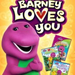 "DVD Review: ""Barney: Barney Loves You"""
