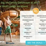 Save Up to 38% off Great Wolf Lodge Locations!